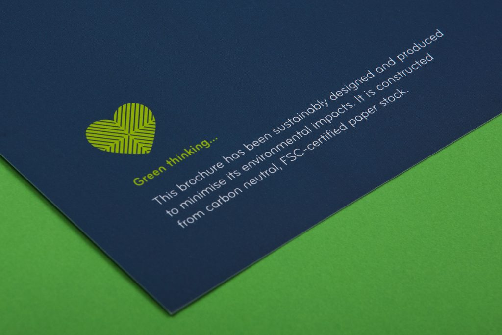 Green thinking - carbon neutral